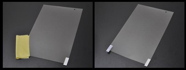 ICONIA TAB A500用液晶保護シール